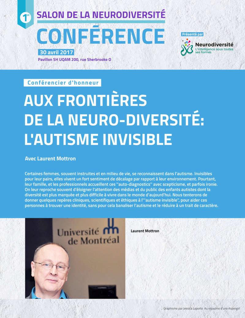 conférence avec Laurent Mottron au québec 30 AVRIL 2017 Salon-10