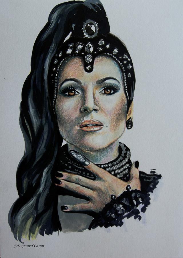 Evil Queen ...  Lana_110