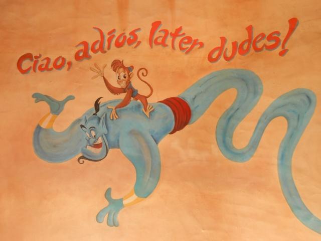TR séjour inoubliable à Disneyland Paris - Sequoia Lodge (Golden Forest Club) - du 11/06/13 au 14/06/13 [Episode 11 - partie 3 postée le 14/12/13 - TR FINI !!] - Page 31 Dscn2491