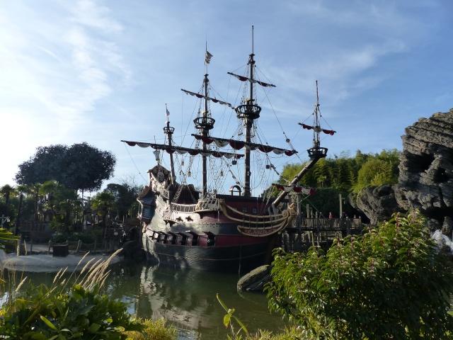 TR séjour magique & topissime à Disneyland Paris - Sequoia Lodge (GFC) - du 17/12/13 au 20/12/13 [Saison 3 Terminée - Épisode 11 – Épisode final !  posté le 25/11/2014 !] - Page 4 P1000448