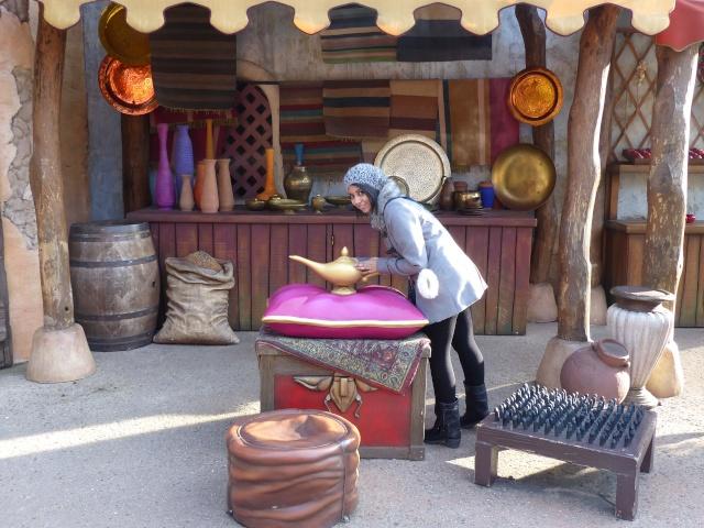 TR séjour magique & topissime à Disneyland Paris - Sequoia Lodge (GFC) - du 17/12/13 au 20/12/13 [Saison 3 Terminée - Épisode 11 – Épisode final !  posté le 25/11/2014 !] - Page 4 P1000450