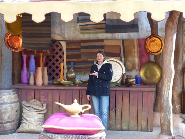 TR séjour magique & topissime à Disneyland Paris - Sequoia Lodge (GFC) - du 17/12/13 au 20/12/13 [Saison 3 Terminée - Épisode 11 – Épisode final !  posté le 25/11/2014 !] - Page 4 P1000453