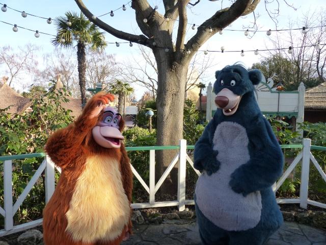 TR séjour magique & topissime à Disneyland Paris - Sequoia Lodge (GFC) - du 17/12/13 au 20/12/13 [Saison 3 Terminée - Épisode 11 – Épisode final !  posté le 25/11/2014 !] - Page 4 P1000469