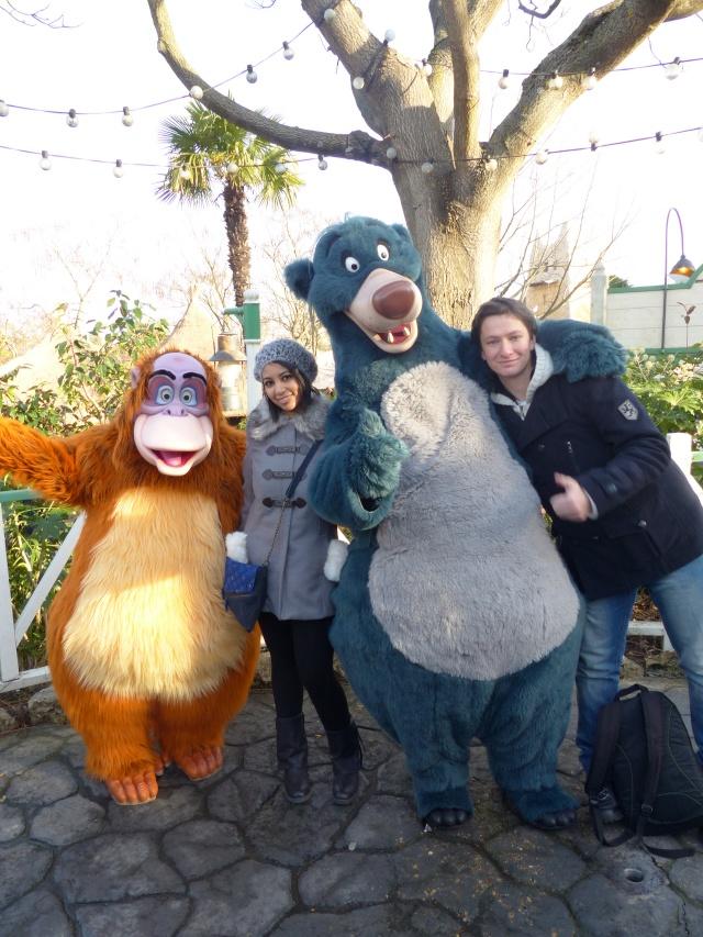 TR séjour magique & topissime à Disneyland Paris - Sequoia Lodge (GFC) - du 17/12/13 au 20/12/13 [Saison 3 Terminée - Épisode 11 – Épisode final !  posté le 25/11/2014 !] - Page 4 P1000470