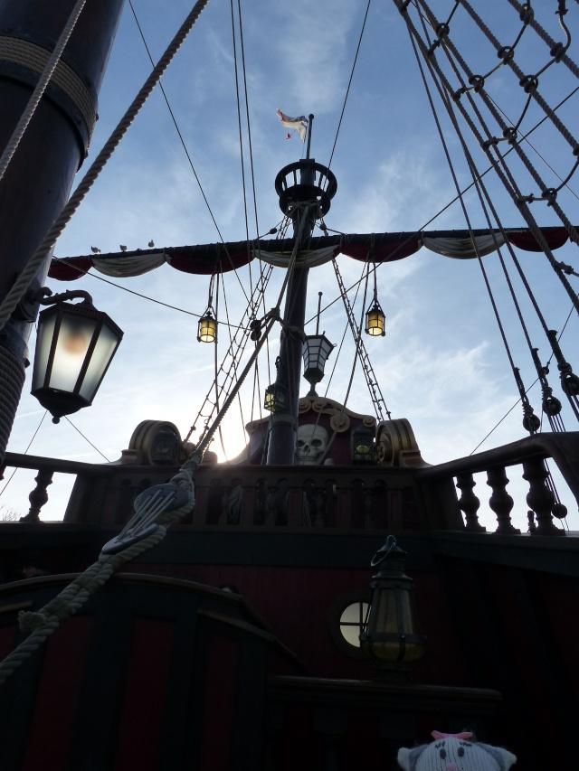 TR séjour magique & topissime à Disneyland Paris - Sequoia Lodge (GFC) - du 17/12/13 au 20/12/13 [Saison 3 Terminée - Épisode 11 – Épisode final !  posté le 25/11/2014 !] - Page 4 P1000472