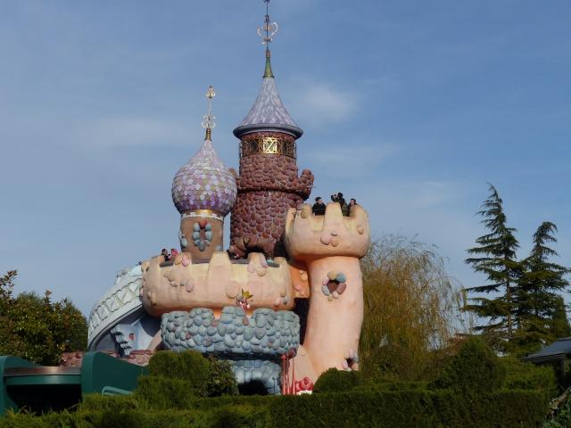 TR séjour magique & topissime à Disneyland Paris - Sequoia Lodge (GFC) - du 17/12/13 au 20/12/13 [Saison 3 Terminée - Épisode 11 – Épisode final !  posté le 25/11/2014 !] - Page 4 P1000512