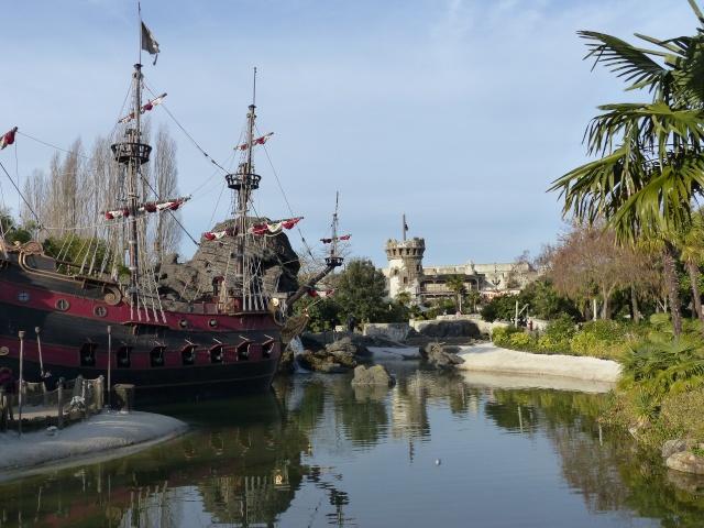 TR séjour magique & topissime à Disneyland Paris - Sequoia Lodge (GFC) - du 17/12/13 au 20/12/13 [Saison 3 Terminée - Épisode 11 – Épisode final !  posté le 25/11/2014 !] - Page 4 P1000515