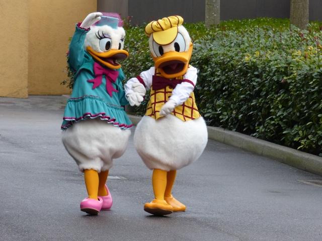 TR séjour magique & topissime à Disneyland Paris - Sequoia Lodge (GFC) - du 17/12/13 au 20/12/13 [Saison 3 Terminée - Épisode 11 – Épisode final !  posté le 25/11/2014 !] - Page 14 P1010138
