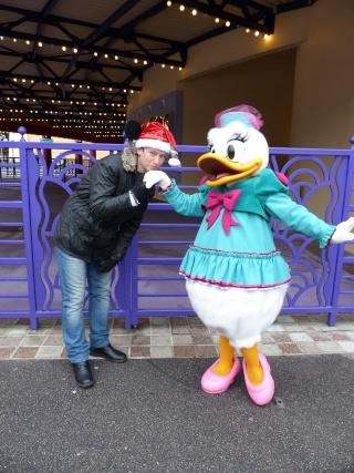 TR séjour magique & topissime à Disneyland Paris - Sequoia Lodge (GFC) - du 17/12/13 au 20/12/13 [Saison 3 Terminée - Épisode 11 – Épisode final !  posté le 25/11/2014 !] - Page 14 P1010141