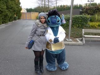 TR séjour magique & topissime à Disneyland Paris - Sequoia Lodge (GFC) - du 17/12/13 au 20/12/13 [Saison 3 Terminée - Épisode 11 – Épisode final !  posté le 25/11/2014 !] - Page 14 P1010144