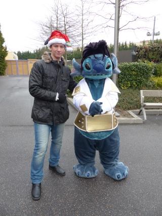 TR séjour magique & topissime à Disneyland Paris - Sequoia Lodge (GFC) - du 17/12/13 au 20/12/13 [Saison 3 Terminée - Épisode 11 – Épisode final !  posté le 25/11/2014 !] - Page 14 P1010145