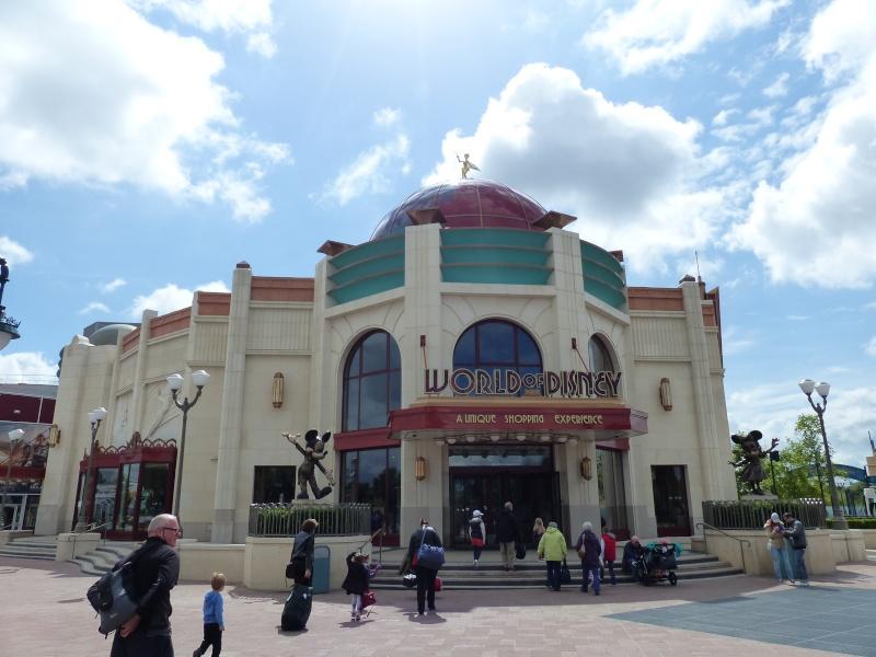 TR super séjour Saison du Printemps à Disneyland Paris - Sequoia Lodge (GFC) - du 13/05/14 au 16/05/14 [Saison 4 en cours - Episode 2 & 3 postés le 14/10/2014 !]   P1020741