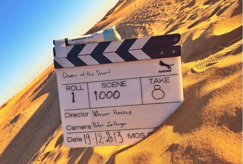 [Robert Pattinson] Queen of the Desert 96027610