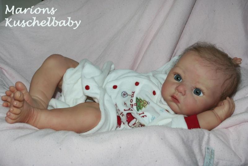 Weihnachtsbaby ** LOLA ** Liegtk10