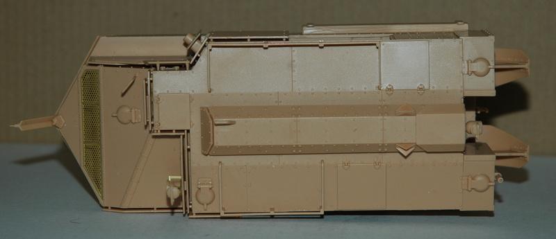 Le Schneider Ca Armored de Hobby Boss au 1/35ème 01210