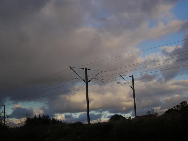 Ciel couvert en Provence -  Sany0111