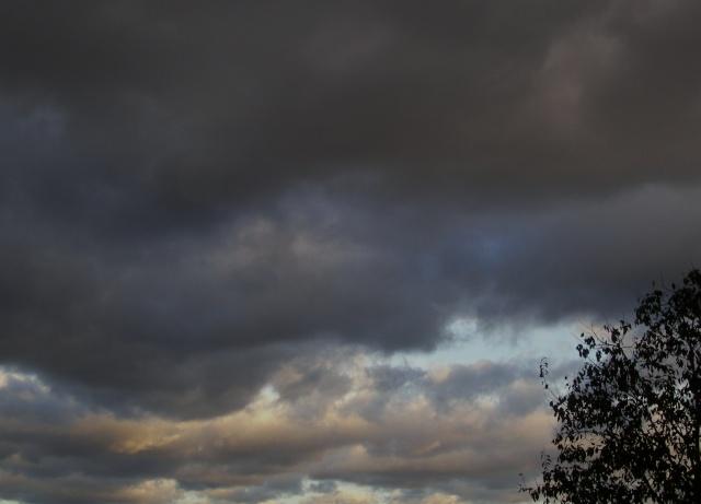 Ciel couvert en Provence -  Sany0112