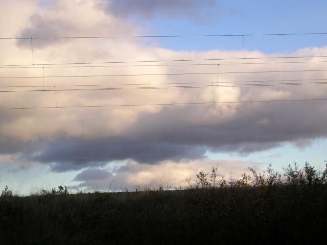 Ciel couvert en Provence -  Sany0118