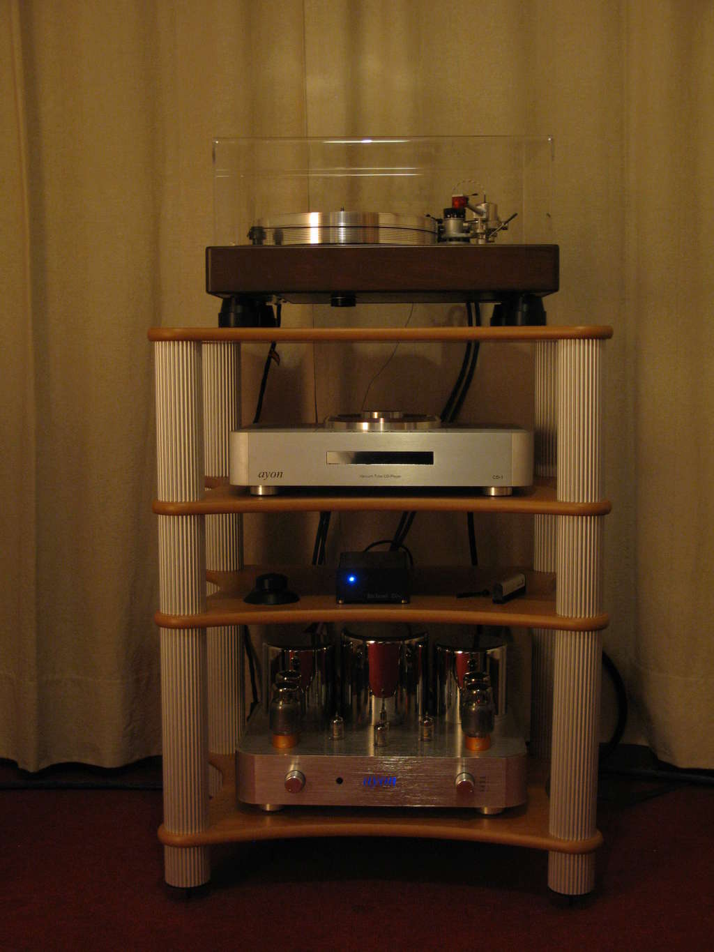 SALAS AUDIO PLANET Equipo12
