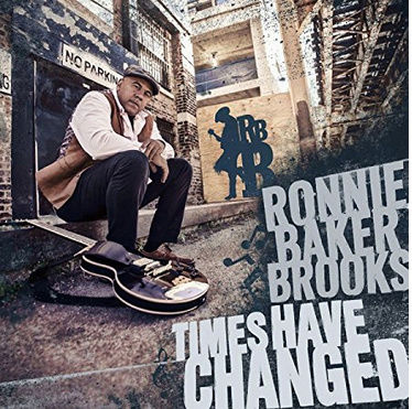 Ronnie Baker Brooks – Times Have Changed (2017) Captur10