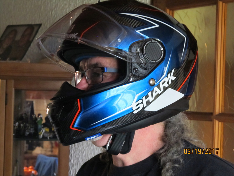 Casque Shark Spartan 00412
