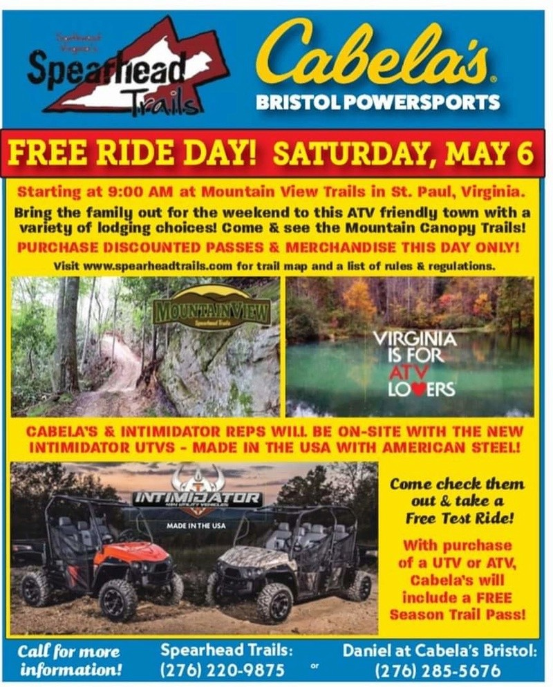 Free ride day for spearhead Mountain view  Fb_img11