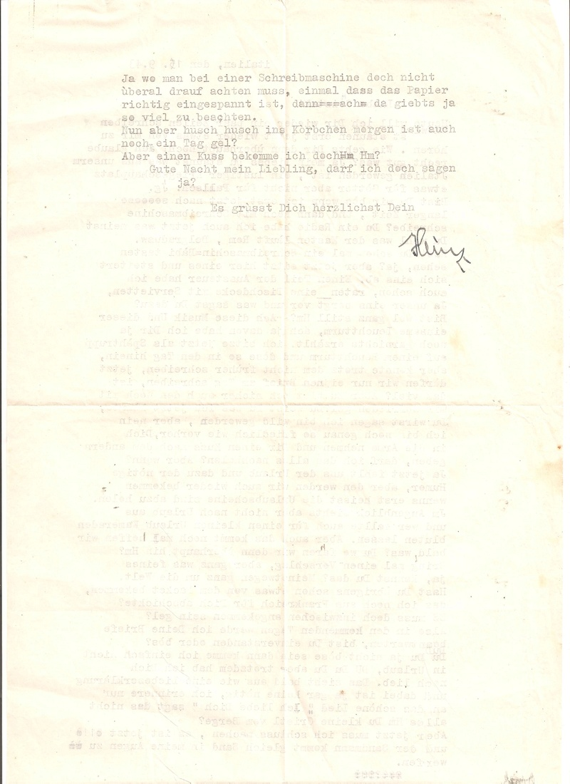 Courrier allemand ww2 Fallschirmjäger ?  Courri11