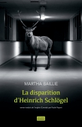 [Baillie, Martha] La disparition d'Heinrich Schlögel  97823319