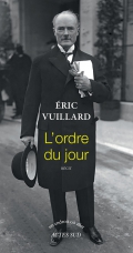 [Vuillard, Eric] L'ordre du jour 97823328
