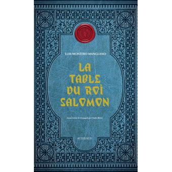 [Montero-Manglano, Luis] La table du roi Salomon La-tab10