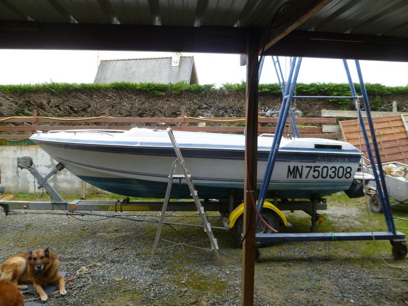 Démontage d'un bateau a moteur et réfection totale P1050511