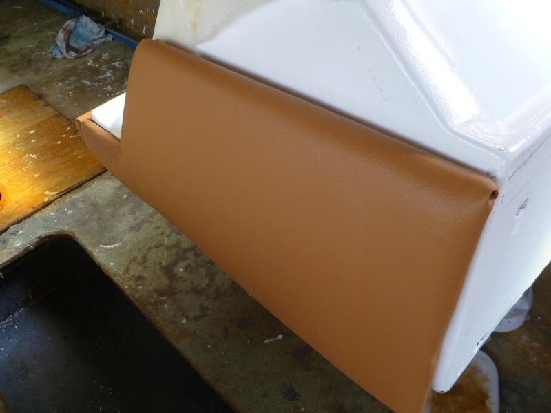 Démontage d'un bateau a moteur et réfection totale P1050711