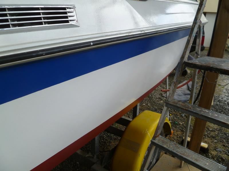 Démontage d'un bateau a moteur et réfection totale P1050729