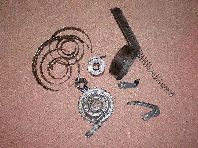 Aide pour démontage chargeur de tambour (escargot). Eclaty10
