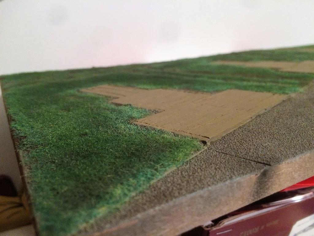 FW 190A8 - EDUARD ROYAL CLASS + Brassin -1/72 + projet diorama (Trois avions terminés) - Page 5 Img_7627
