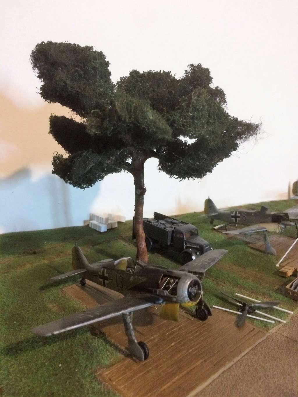 FW 190A8 - EDUARD ROYAL CLASS + Brassin -1/72 + projet diorama (Trois avions terminés) - Page 6 Img_7730