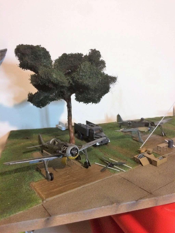FW 190A8 - EDUARD ROYAL CLASS + Brassin -1/72 + projet diorama (Trois avions terminés) - Page 6 Img_7732
