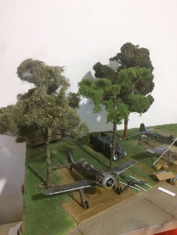FW 190A8 - EDUARD ROYAL CLASS + Brassin -1/72 + projet diorama (Trois avions terminés) - Page 6 Img_7742