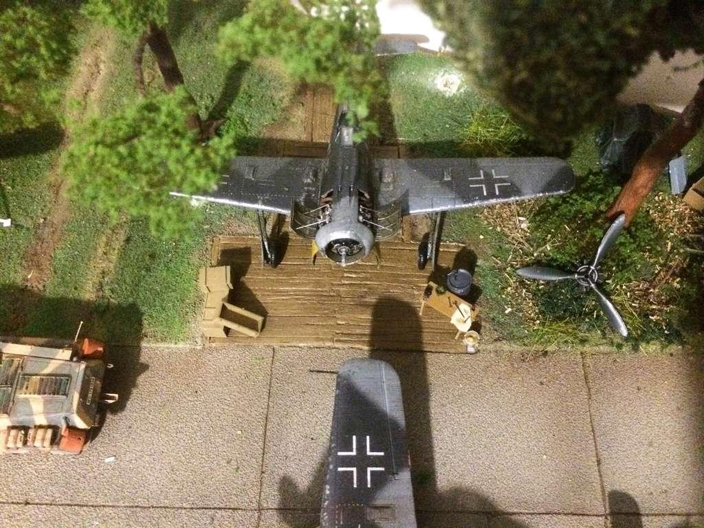 FW 190A8 - EDUARD ROYAL CLASS + Brassin -1/72 + projet diorama (Trois avions terminés) - Page 8 Img_7770