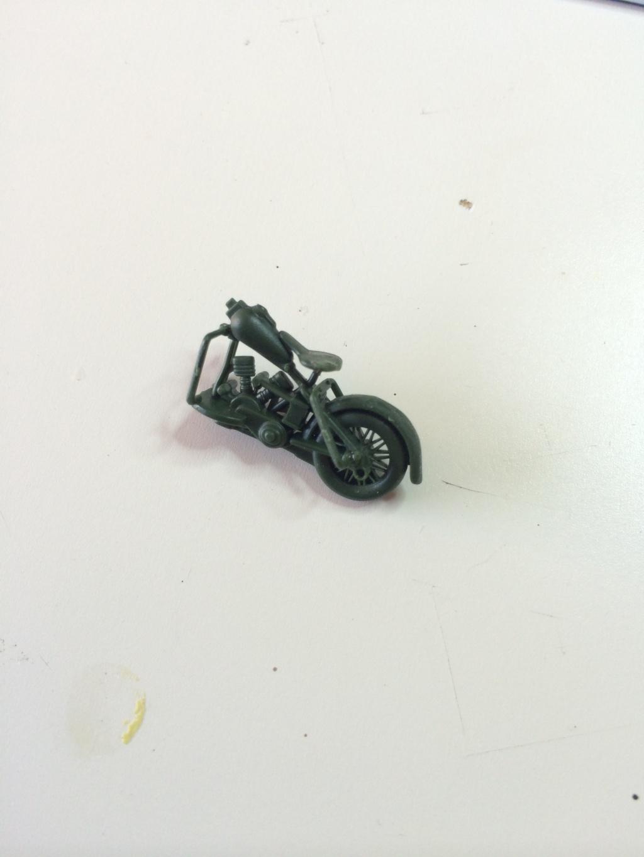 Harley WLA academy 13408 + Eduard 22121 - 1/72 Photo104