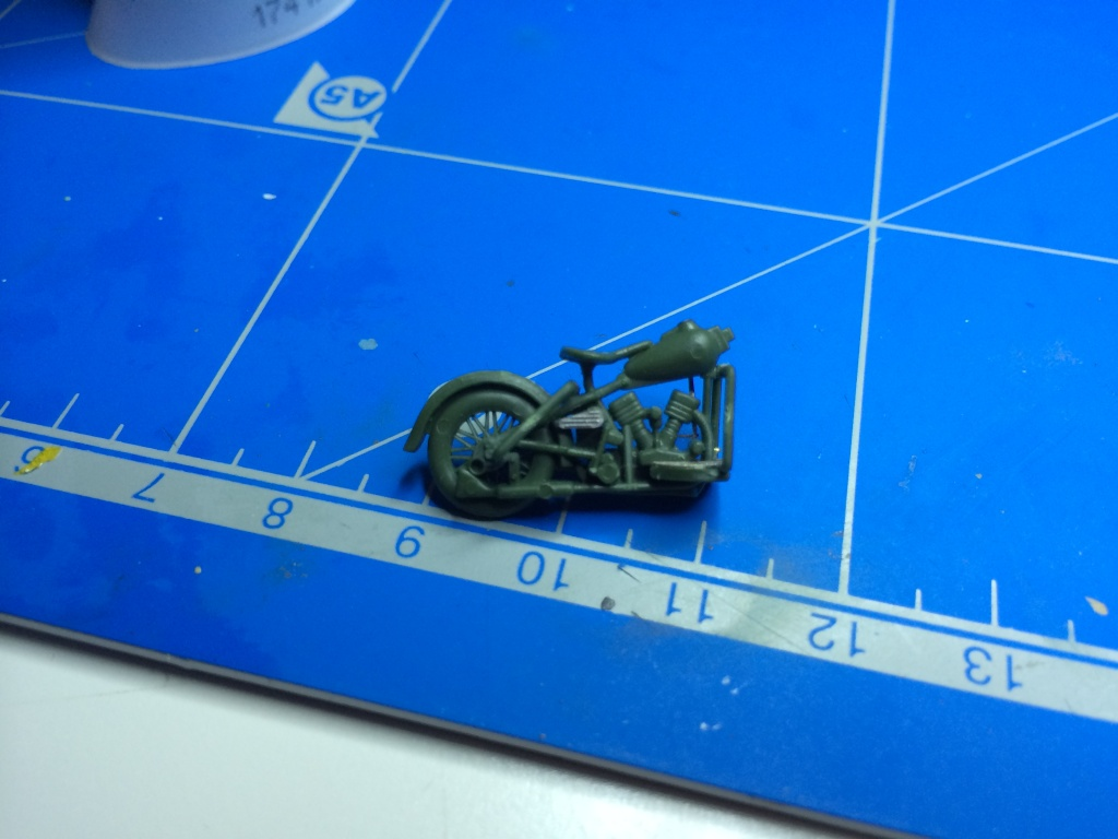Harley WLA academy 13408 + Eduard 22121 - 1/72 - Page 2 Photo111