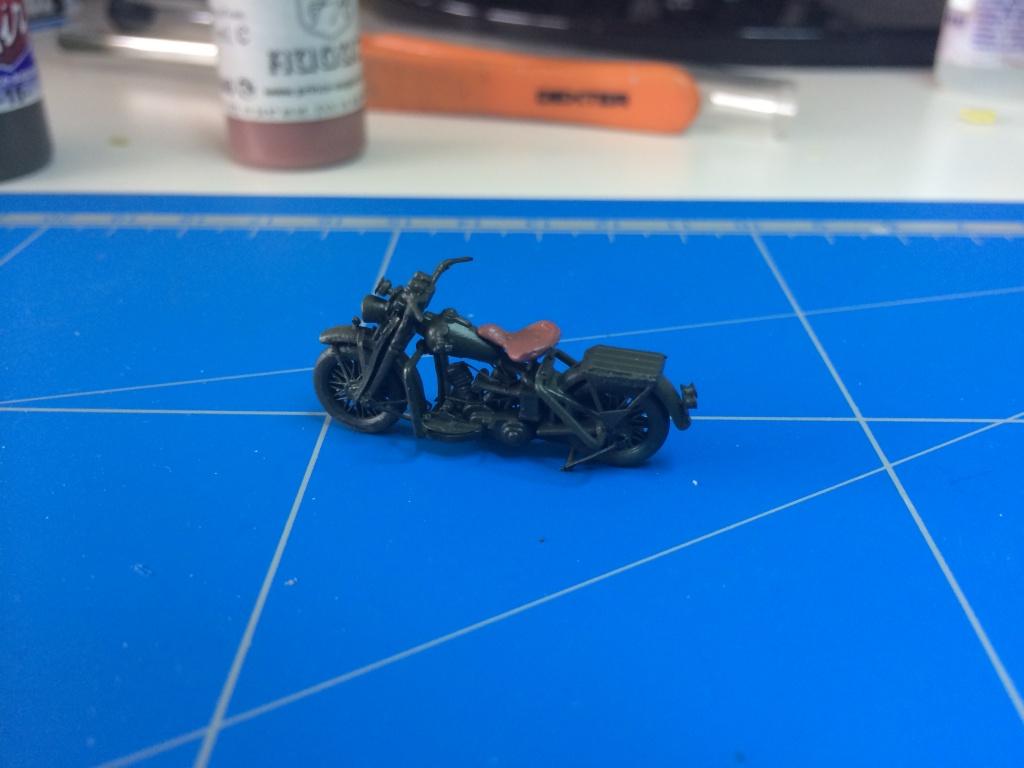 Harley WLA academy 13408 + Eduard 22121 - 1/72 - Page 2 Photo120