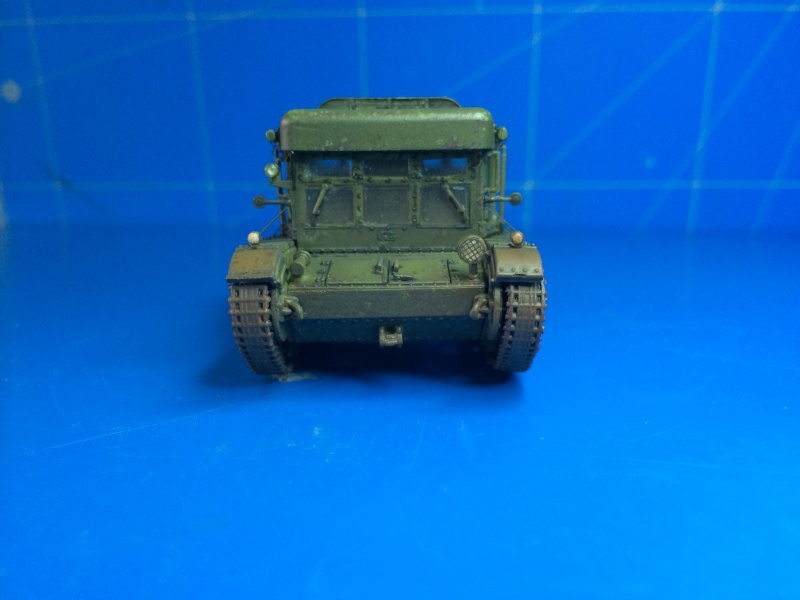 Tracteur C7P mirage hobby 1/72 - Page 2 Photo185