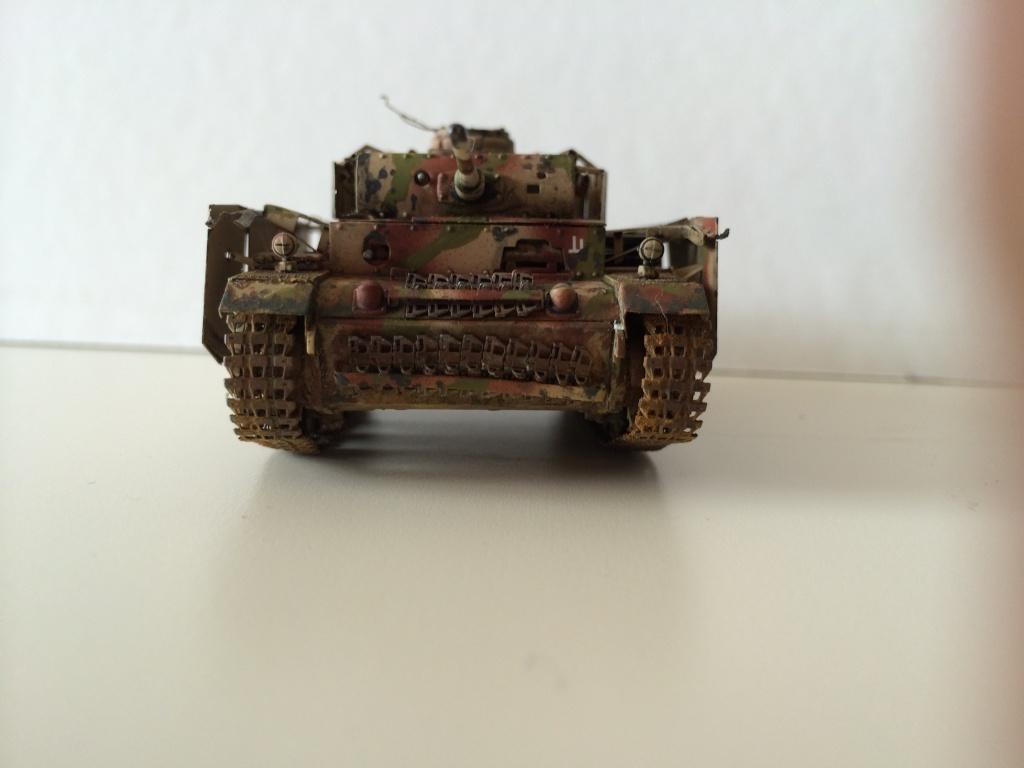 Panzer 3 Ausf M Revell + photodécoupe eduard 1/72 Photo_14