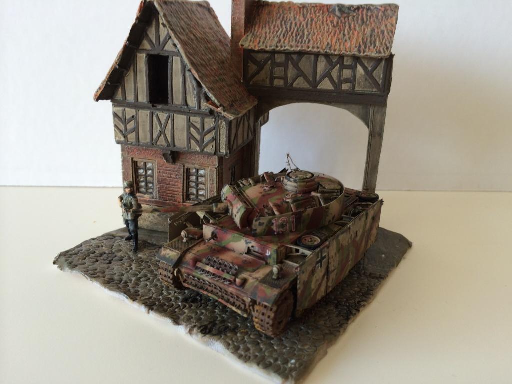 Panzer 3 Ausf M Revell + photodécoupe eduard 1/72 Photo_15