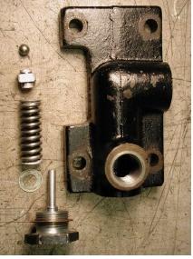 Pression hydraulique 411 Efface12