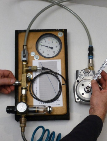 Pression hydraulique 411 Efface13