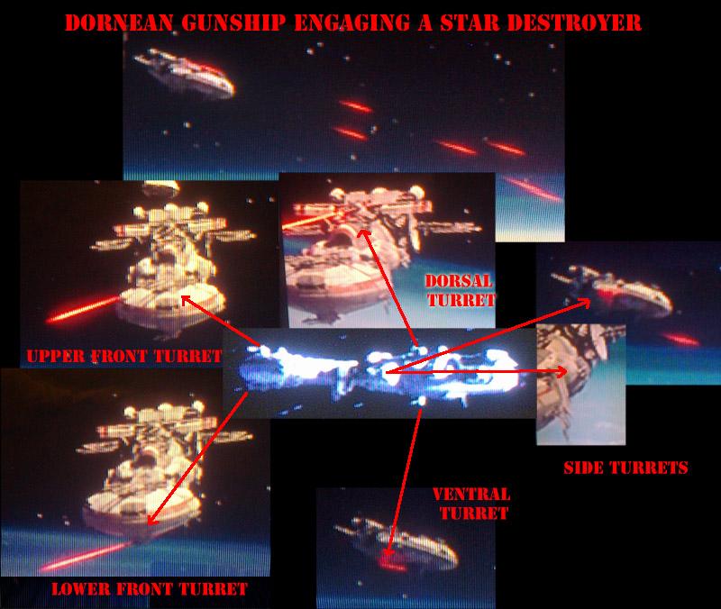 STAR WARS dornean gunship rogue one version 58f69c10