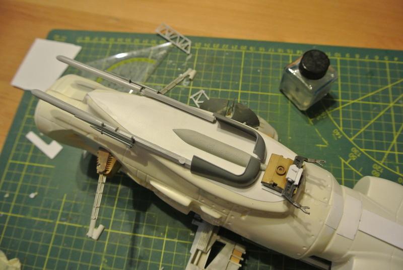 STAR WARS dornean gunship rogue one version Dsc_0311