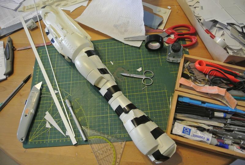 STAR WARS dornean gunship rogue one version Dsc_0313
